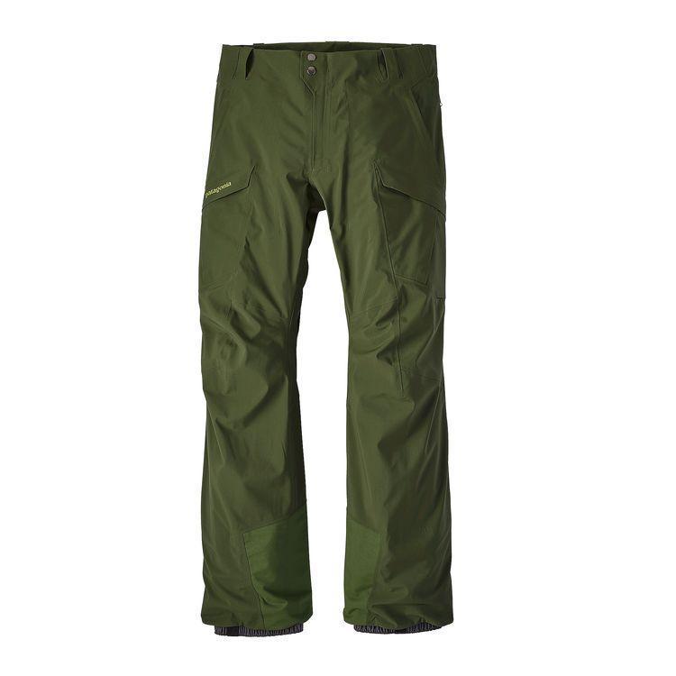 photo: Patagonia Men's Untracked Pants waterproof pant