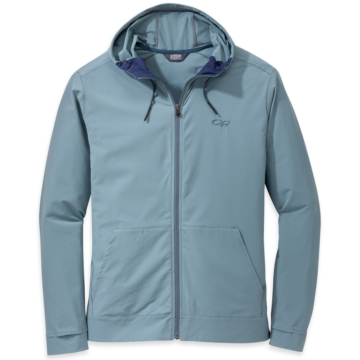 photo: Outdoor Research Ferrosi Metro Hoody soft shell jacket