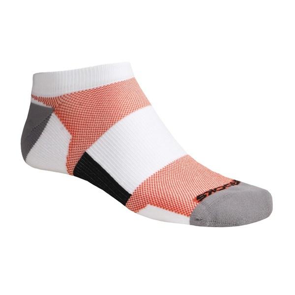 photo: Brooks Infiniti Socks - Below-the-Ankle running sock