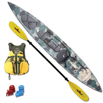 photo: Ocean Kayak Prowler 15T Angler sit-on-top kayak