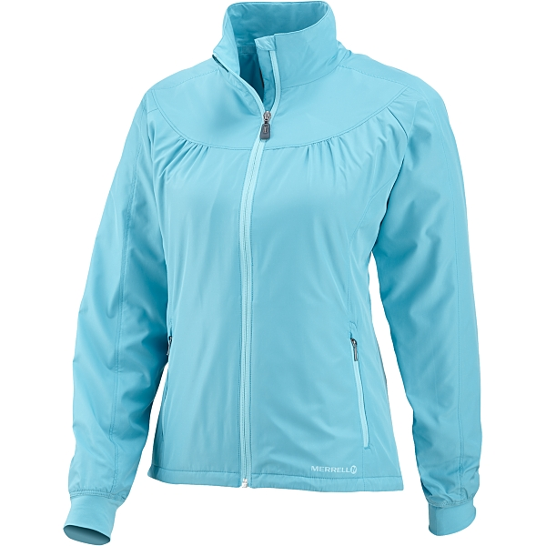 photo: Merrell Rowena Jacket wind shirt