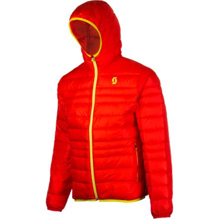 photo: Scott Kickstart Jacket down insulated jacket
