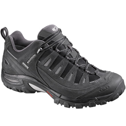 photo: Salomon Exit GTX trail shoe
