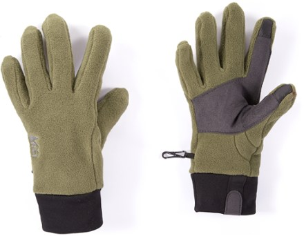 photo: REI Kids' Fleece Gloves fleece glove/mitten