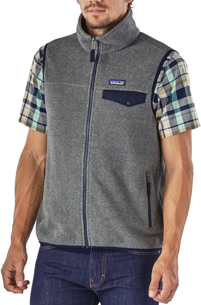 Patagonia Lightweight Synchilla Snap-T Vest