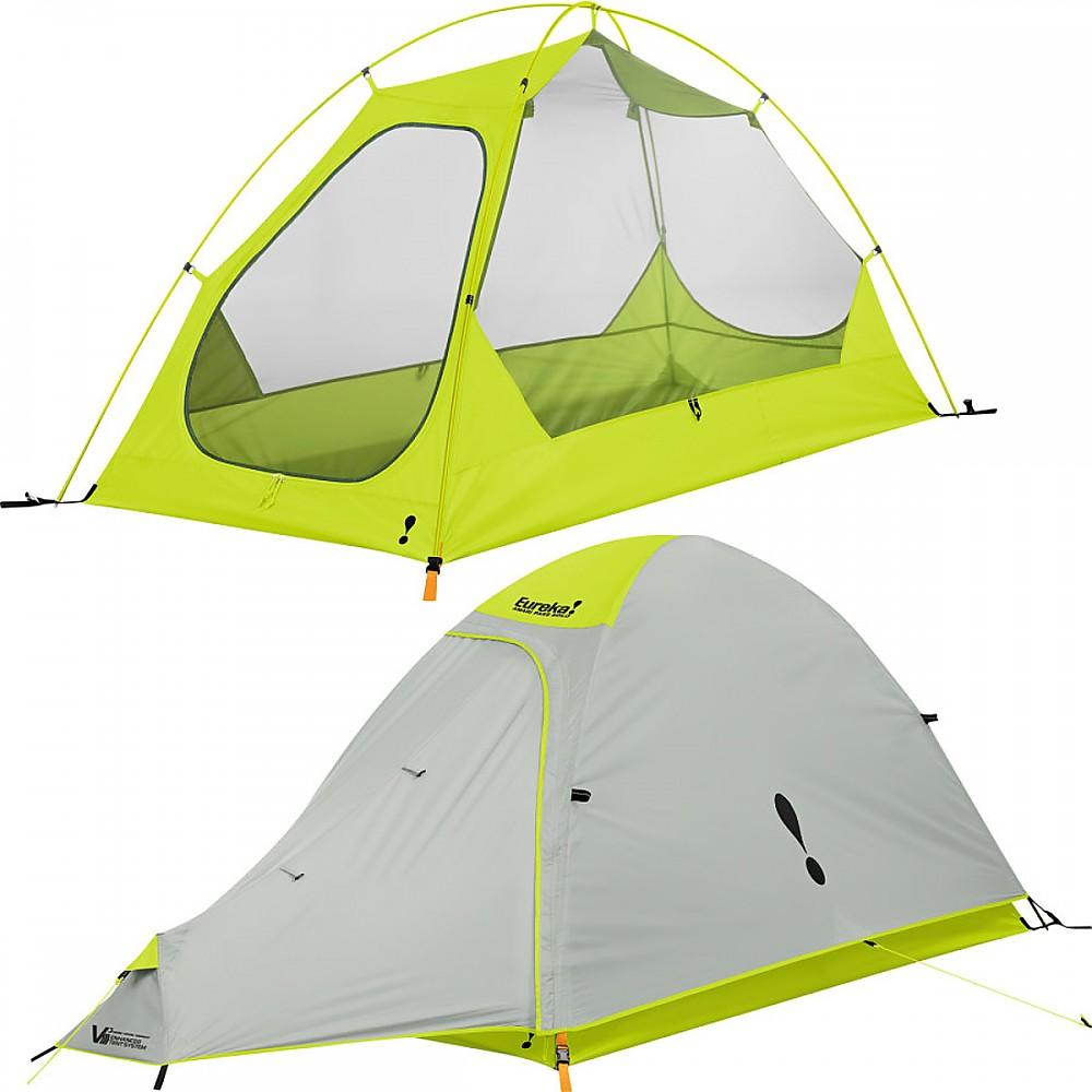 photo: Eureka! Amari Pass 1 three-season tent