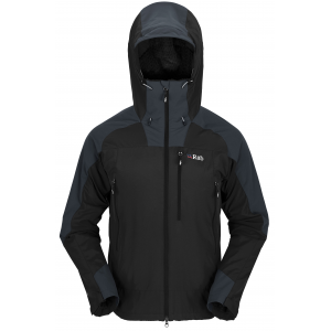 photo: Rab Vapour-Rise Guide Jacket soft shell jacket