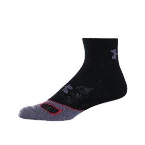 photo: Under Armour HeatGear Vast Quarter Sock running sock