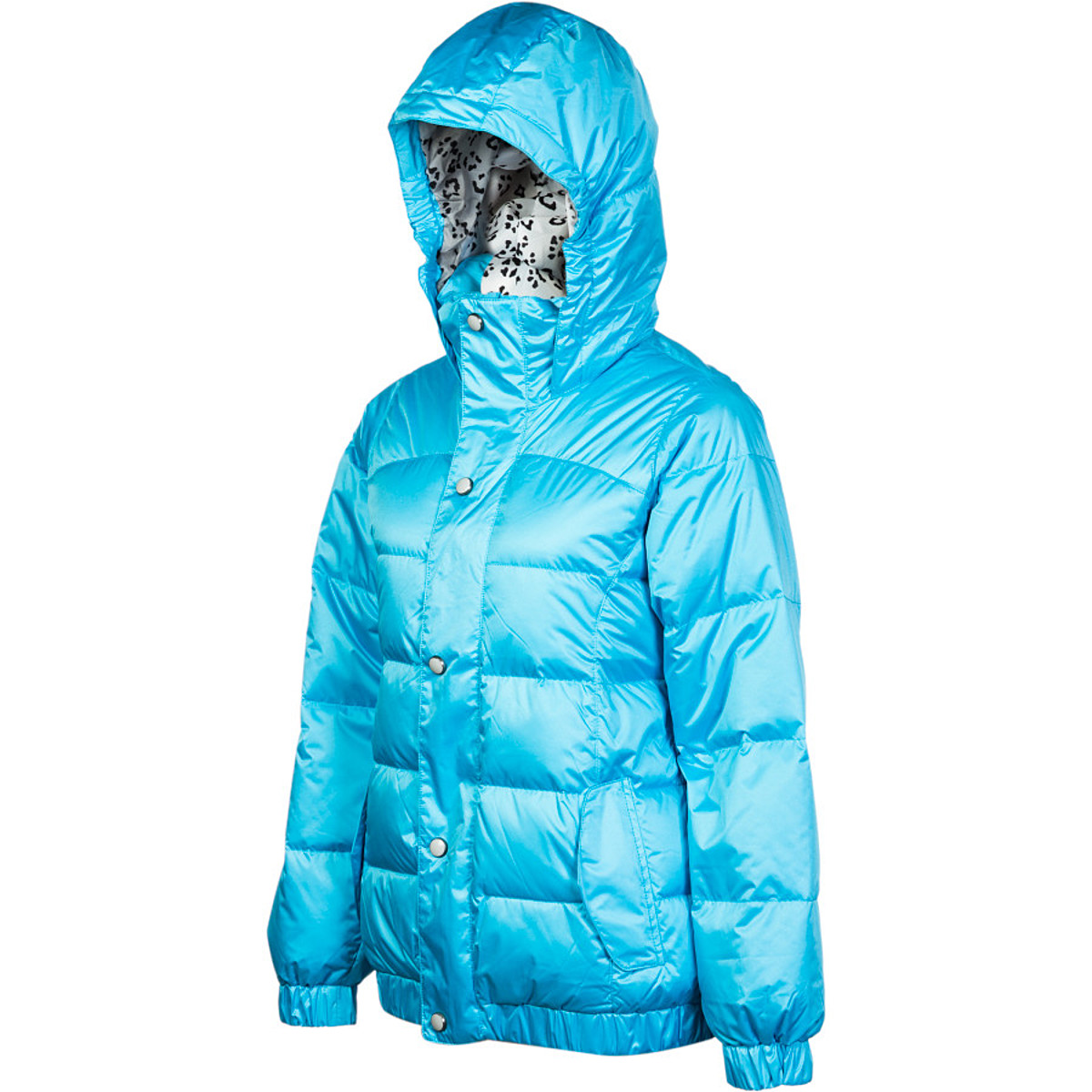 photo: Burton Allure Puffy Jacket down insulated jacket