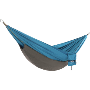 photo: Therm-a-Rest Slacker Snuggler under quilt