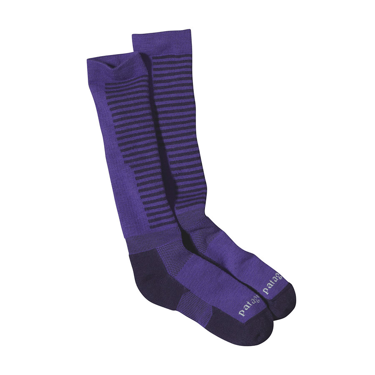 photo: Patagonia Midweight Merino Ski Socks snowsport sock