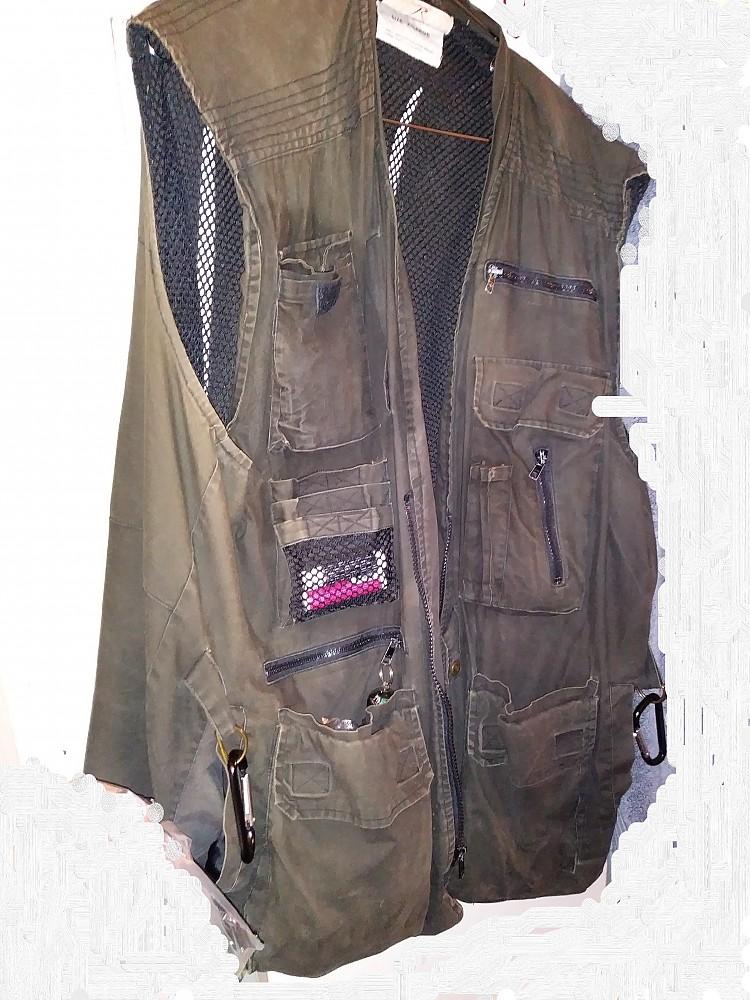photo:   Major Surplus & Survival TSVB Survival Vest backpack
