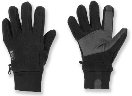 photo: REI Fleece Gloves fleece glove/mitten