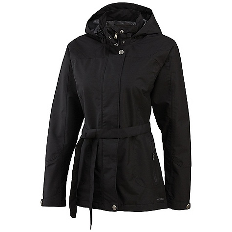 photo: Merrell Frances waterproof jacket