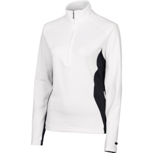 photo: Spyder Lapis Dry W.E.B. T-Neck long sleeve performance top