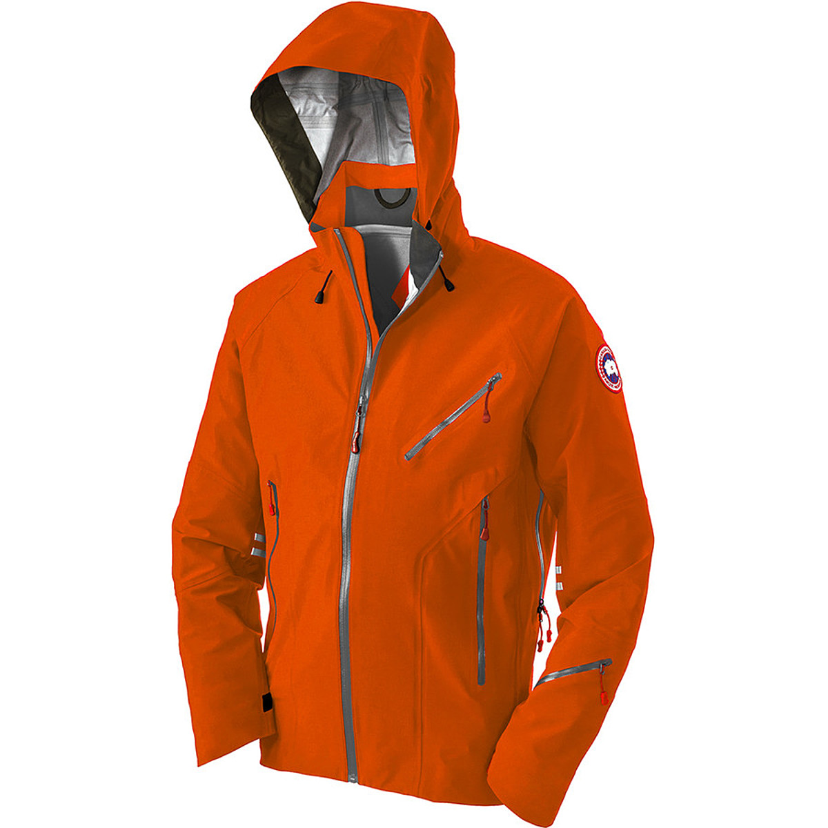 photo: Canada Goose Timber Shell Jacket waterproof jacket