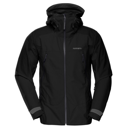 photo: Norrona Men's Falketind Gore-Tex Pro Shell Jacket waterproof jacket