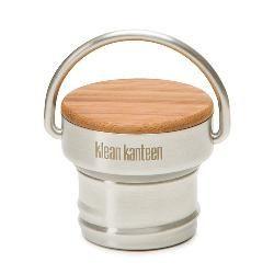 photo: Klean Kanteen Bamboo Cap hydration accessory