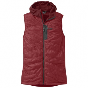 photo: Outdoor Research Men's Deviator Hooded Vest synthetic insulated vest
