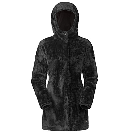 photo: Mountain Hardwear Mynx Capote fleece jacket