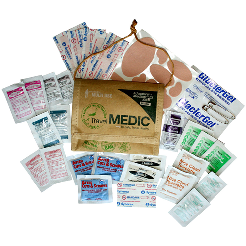 photo: Adventure Medical Kits Travel Medic first aid kit
