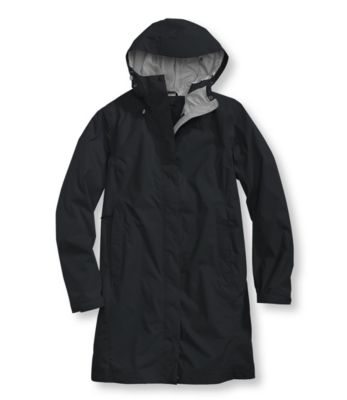 photo: L.L.Bean Trail Model Raincoat waterproof jacket