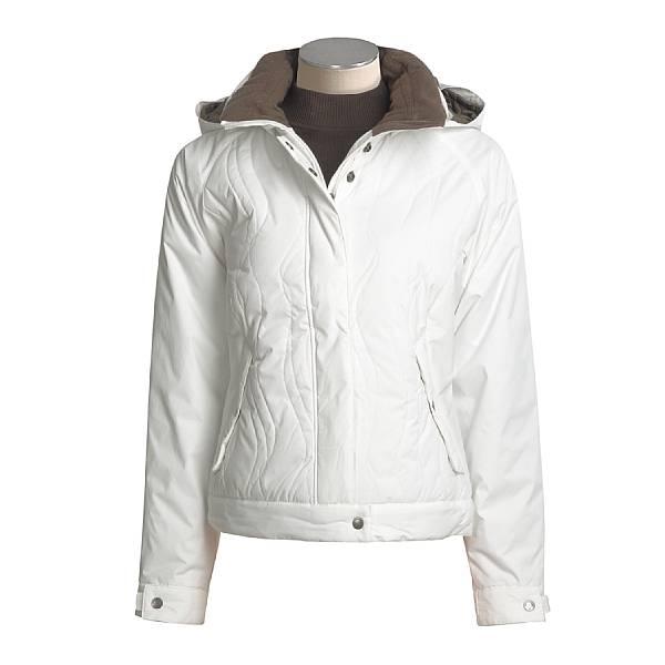 White Sierra Paulina Jacket