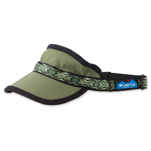 photo: Kavu Synthetic Strapvisor cap