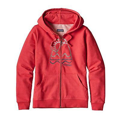 photo: Patagonia Women's Midweight Full-Zip Hoody fleece top