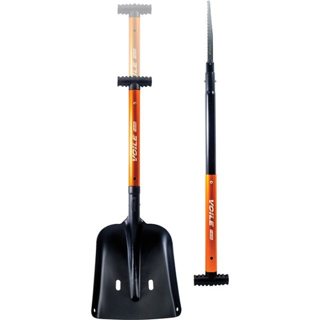 photo: Voile T-Wood Shovel snow shovel