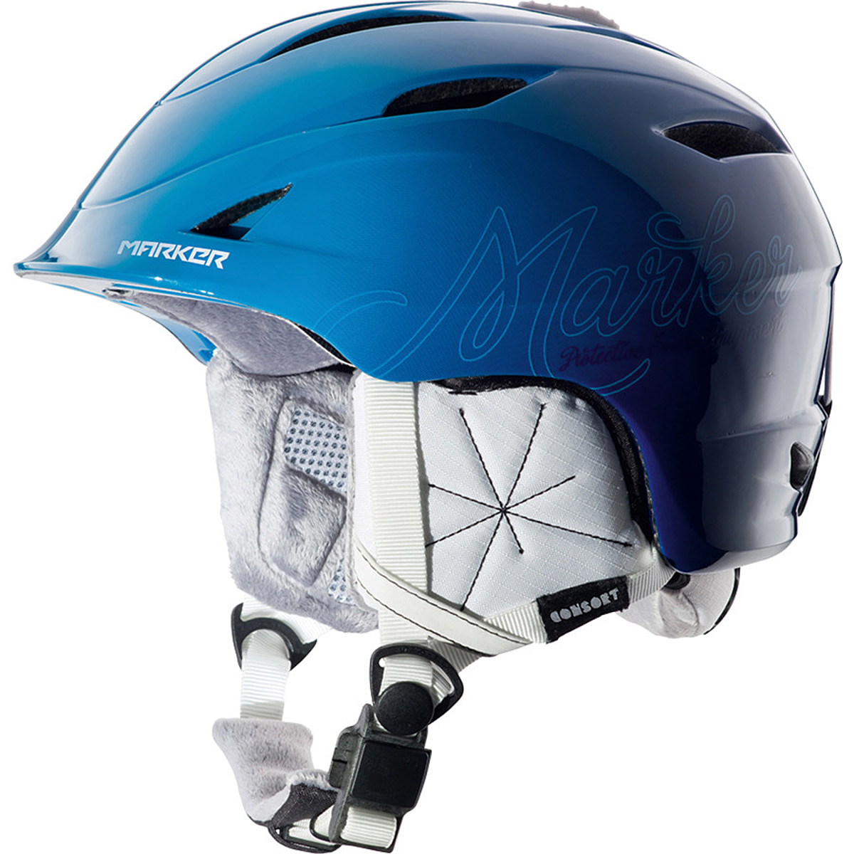 photo: Marker Women's Consort Helmet snowsport helmet