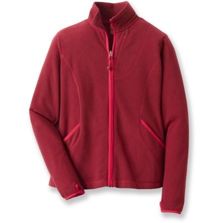 REI Greenlake Microfleece Jacket