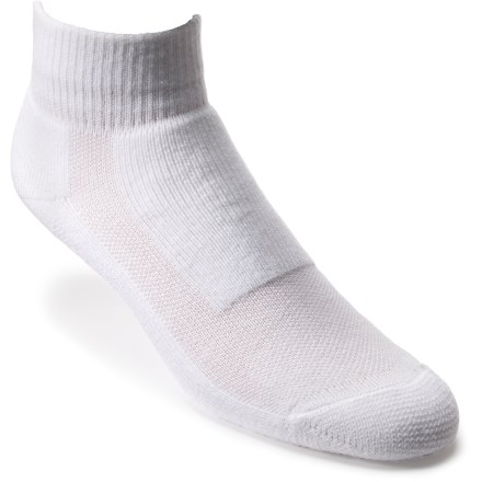 REI CoolMax EcoMade Walking Quarter Sock