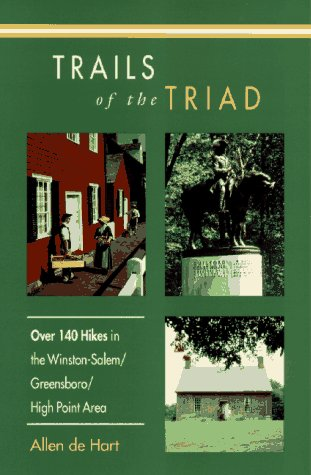 photo: John F. Blair Trails of the Triad us south guidebook
