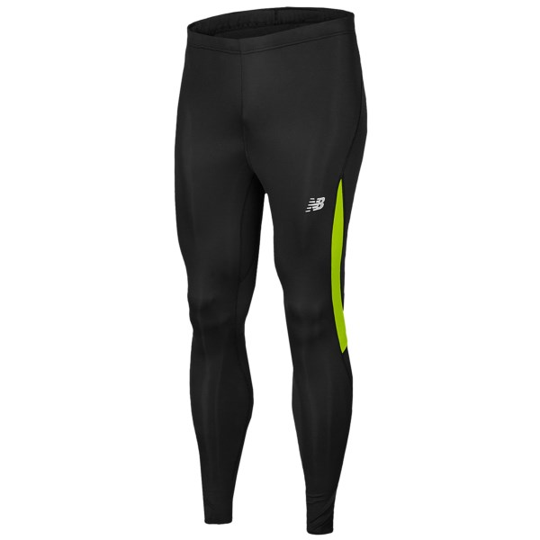 photo: New Balance Men's Go 2 Running Tights performance pant/tight