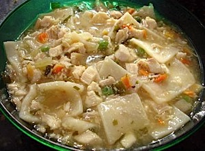 photo: Packit Gourmet Dottie's Chicken & Dumplings meat entrée