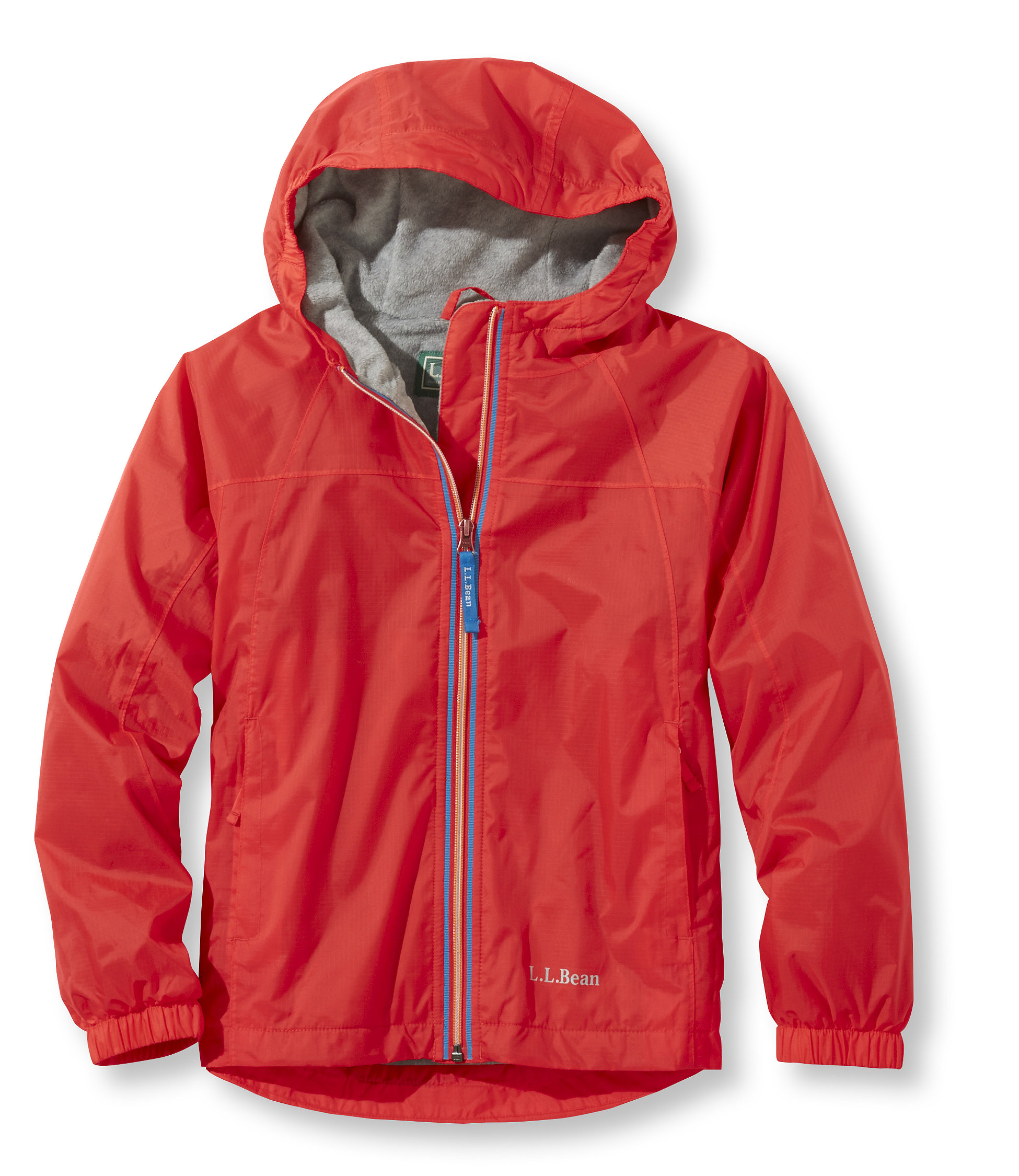 L.L.Bean Discovery Rain Jacket, Lined