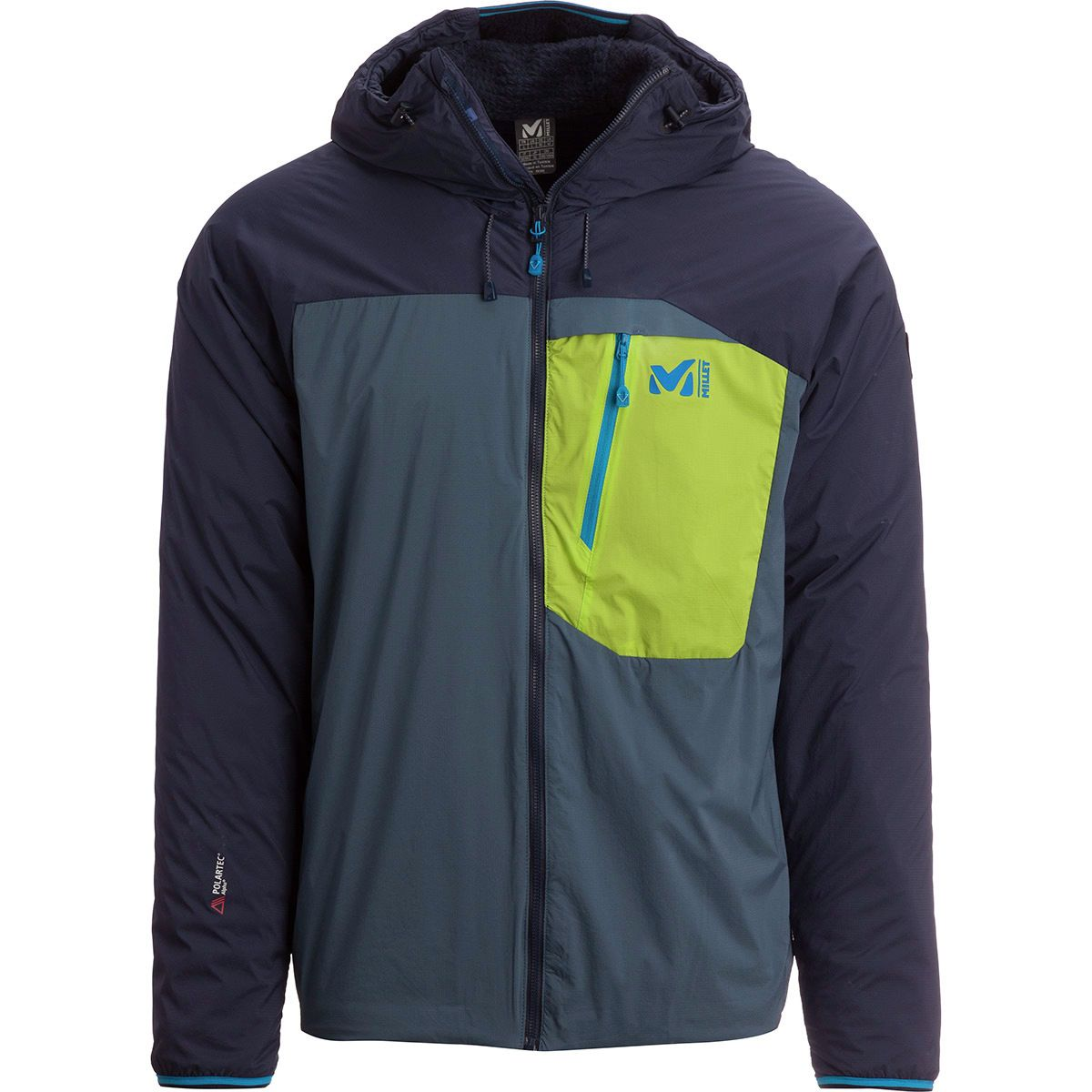 photo: Millet Trilogy One Alpha D Hoodie synthetic insulated jacket