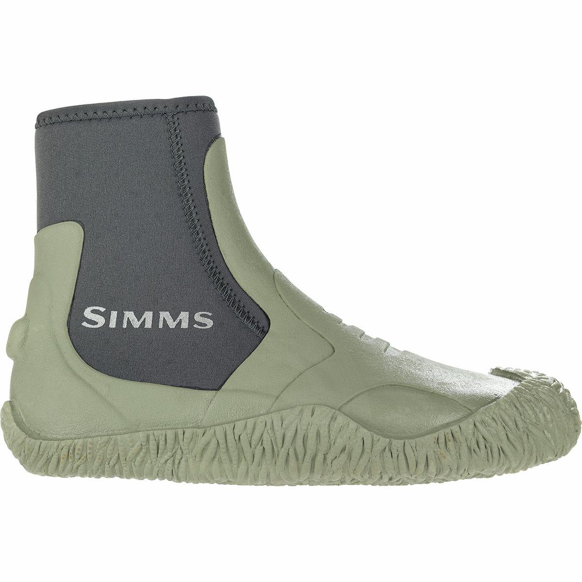 Simms ZipIt II Flats Bootie