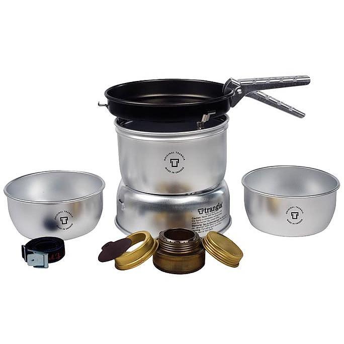 photo: Trangia 27-3 UL alcohol stove