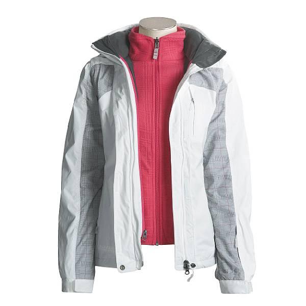 White Sierra Rita Jacket