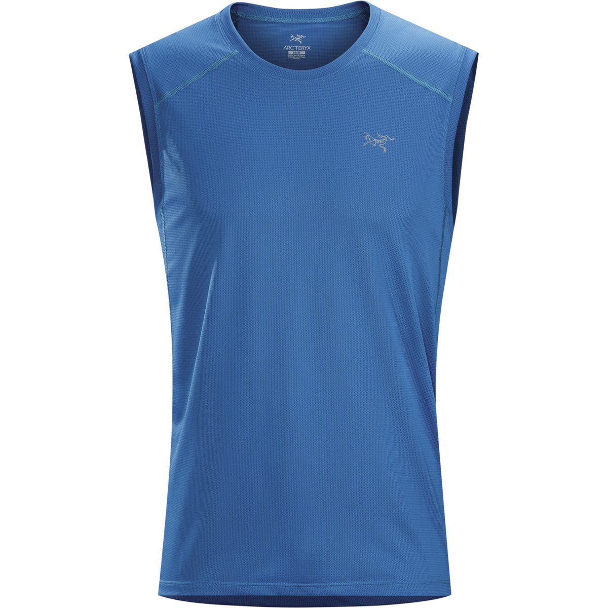 photo: Arc'teryx Actinium Sleeveless short sleeve performance top