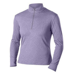 Isis Wool Zip-Neck Turtle
