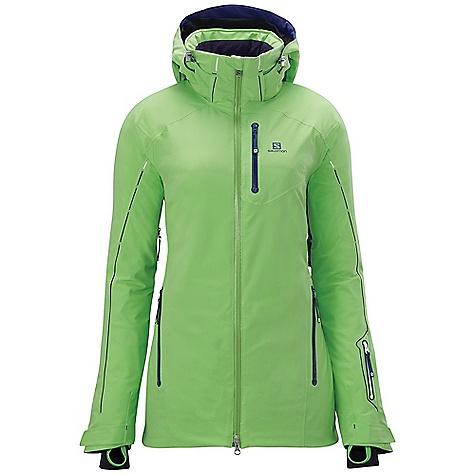 photo: Salomon S-Line Down Jacket down insulated jacket
