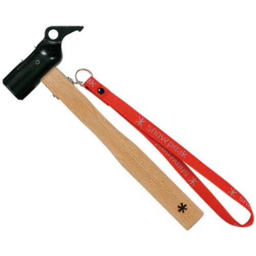 photo: Snow Peak Peg Hammer tent accessory