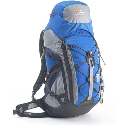 photo: Lowe Alpine AirZone Centro 35+10 overnight pack (2,000 - 2,999 cu in)