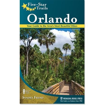 Menasha Ridge Press Five Star Trails: Orlando