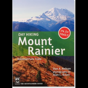 The Mountaineers Books Day Hiking - Mount Rainier