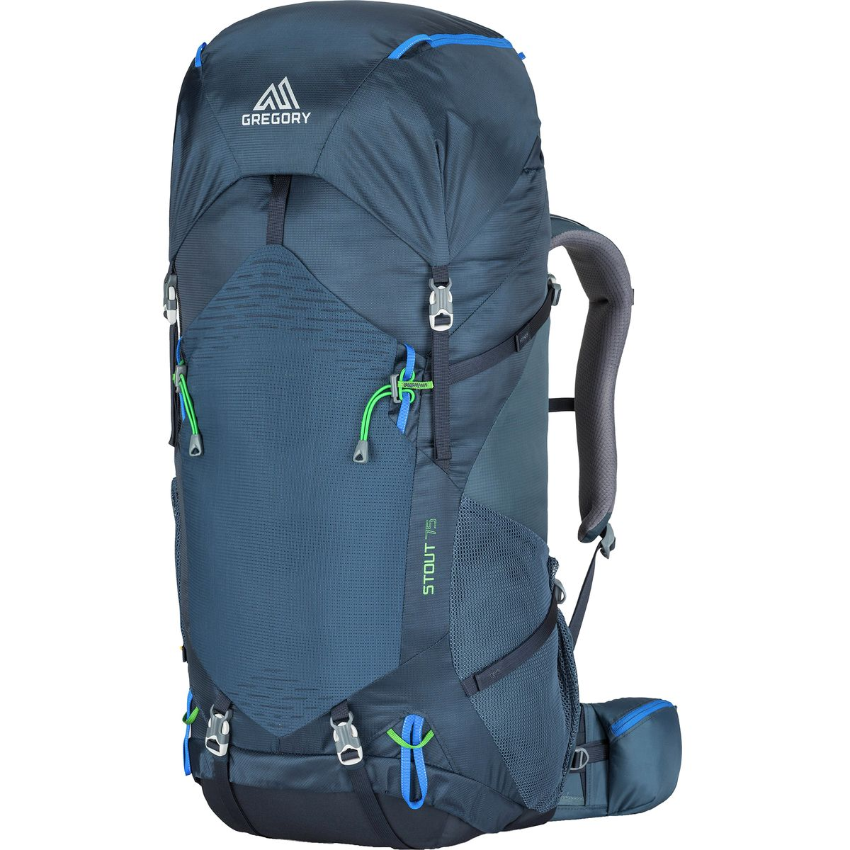 photo: Gregory Stout 75 expedition pack (70l+)
