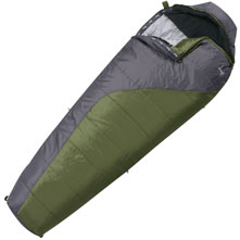 photo: Slumberjack Lone Pine 20 3-season synthetic sleeping bag